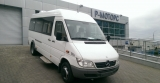 Mercedes-benz SPRINTER 411 CDI