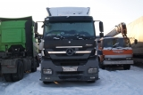 Mercedes-benz AXOR 11,9 (428 Hp)